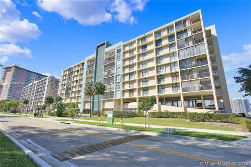 Photo of 17600 N Bay Rd #N905, Sunny Isles Beach, FL 33160 (MLS # A10895190)