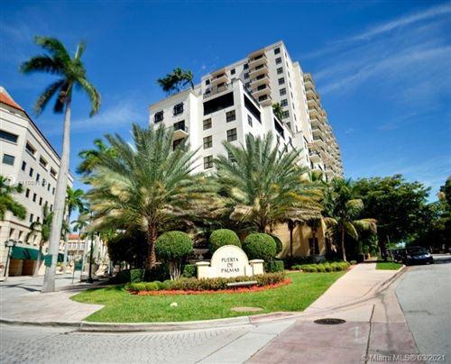 Photo of 888 S Douglas Rd #1210, Coral Gables, FL 33134 (MLS # A11009190)