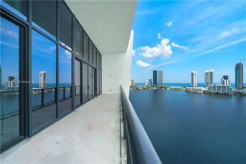 Photo of 5000 Island Estates Dr #1503, Aventura, FL 33160 (MLS # A11112190)