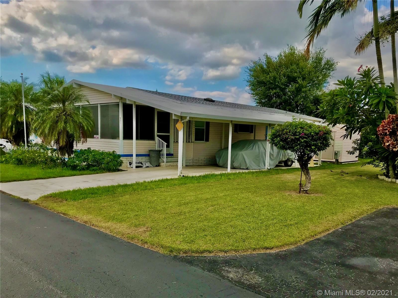 35303 SW 180th Ave #380, Homestead, FL 33034 - #: A11004190