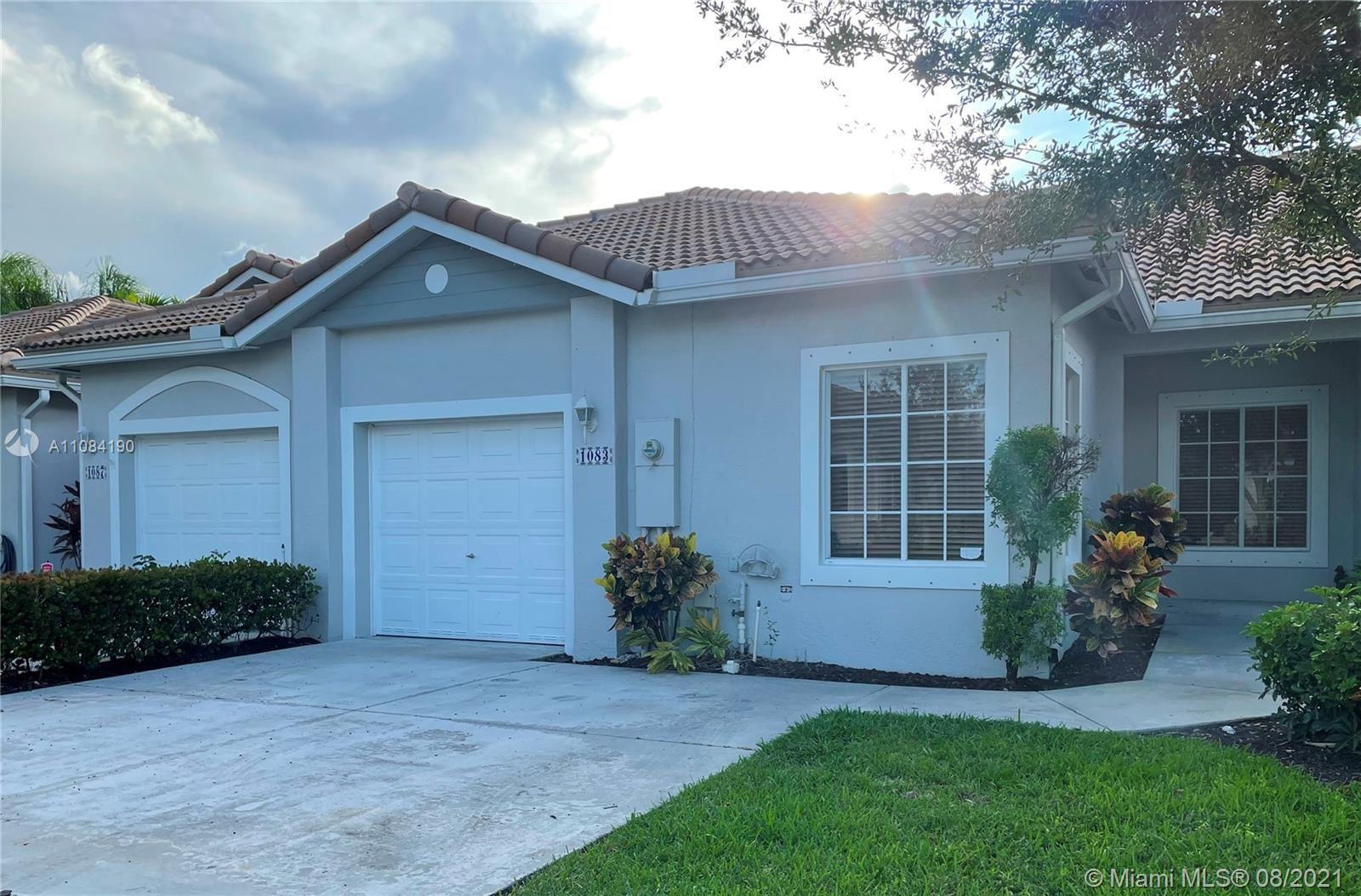 1083 SW 42nd Way #1083, Deerfield Beach, FL 33442 - #: A11084190