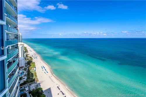 Photo of 17001 Collins Ave #3604, Sunny Isles Beach, FL 33160 (MLS # A10810191)