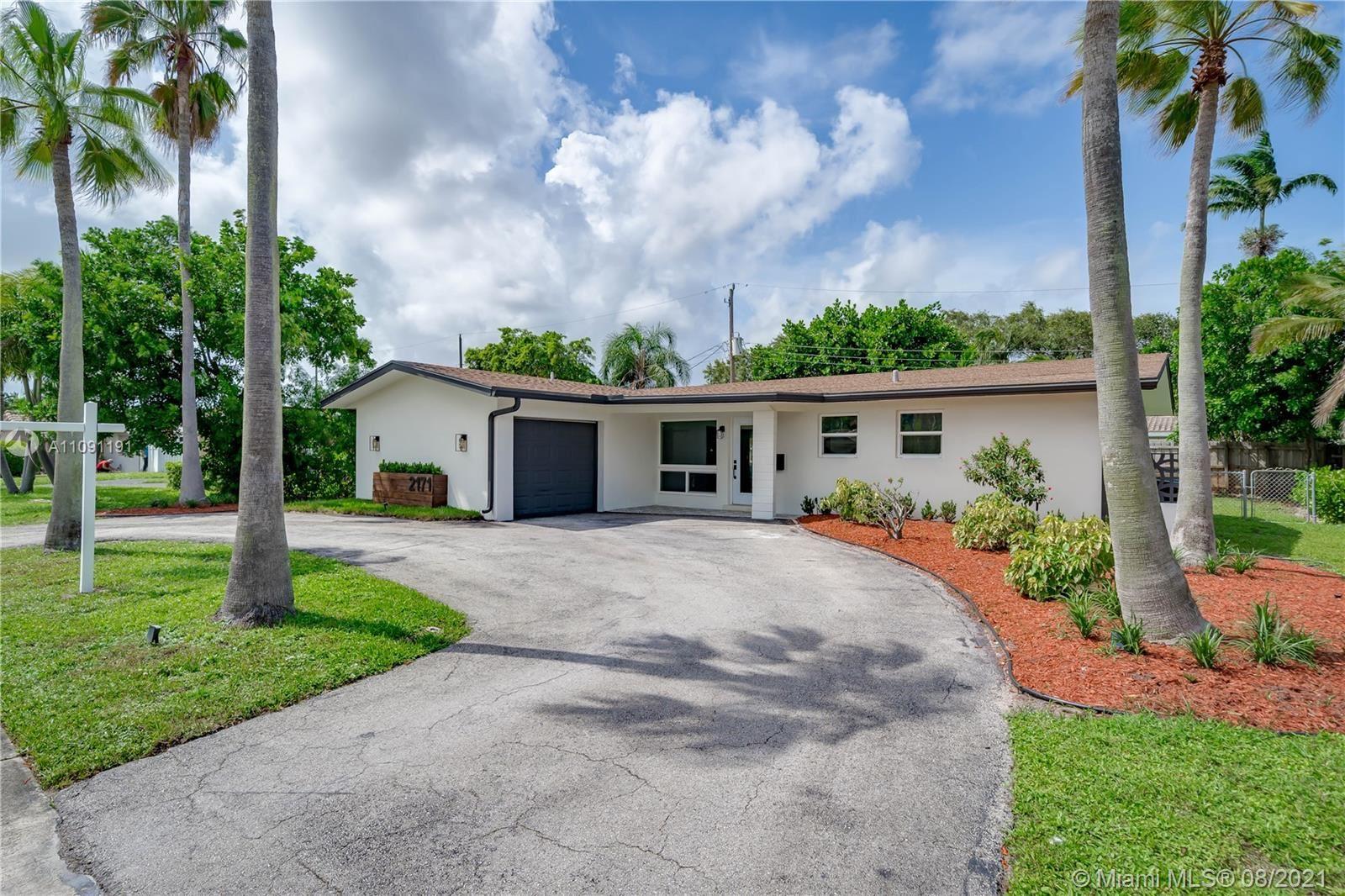 2171 NE 62nd Ct, Fort Lauderdale, FL 33308 - #: A11091191