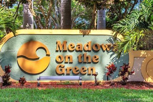Photo of 1637 W Meadows Cir W #1637, Boynton Beach, FL 33436 (MLS # A10965192)