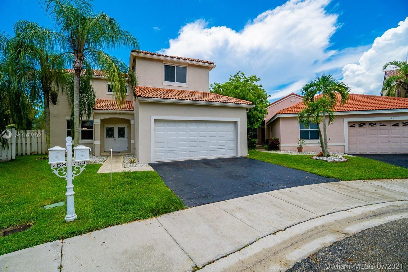 784 Chimney Rock Rd, Weston, FL 33327 - #: A11077192