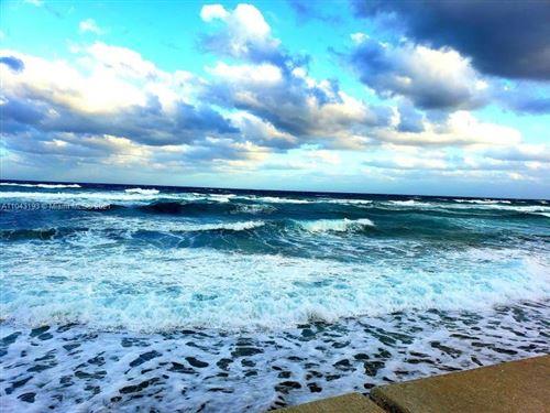 Photo of 3589 S Ocean Blvd #43, South Palm Beach, FL 33480 (MLS # A11043193)
