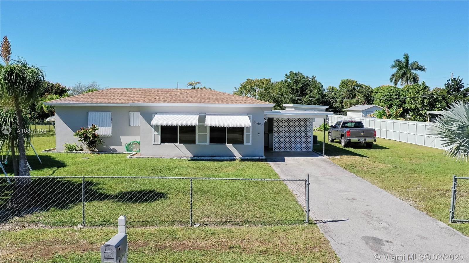 30420 SW 193rd Ct, Homestead, FL 33030 - #: A10807193