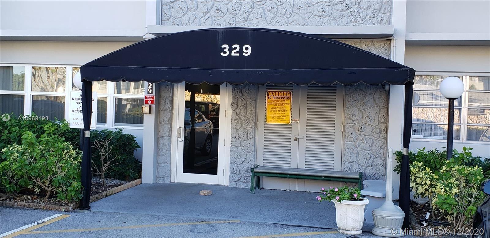 329 SE 3rd St #303P, Hallandale Beach, FL 33009 - #: A10968193