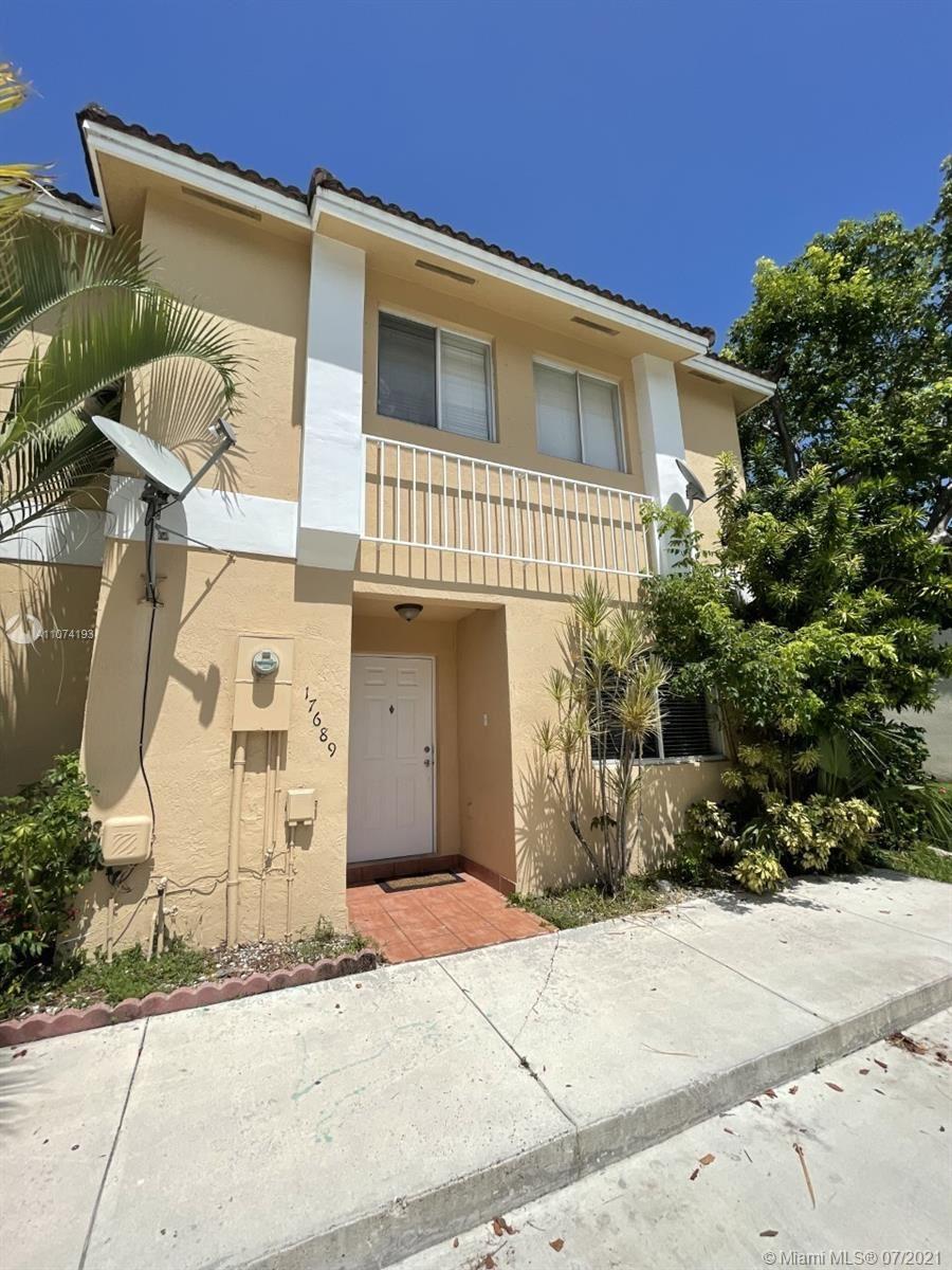 17689 SW 140th Ct #17689, Miami, FL 33177 - #: A11074193