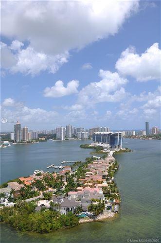 Photo of 3000 Island Blvd #2605, Aventura, FL 33160 (MLS # A10866194)