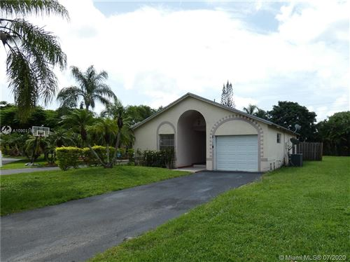 Photo of Listing MLS a10901194 in 9642 NW 45th St Sunrise FL 33351