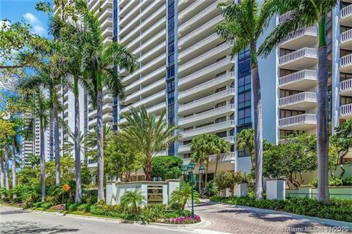 Photo of 2000 Island Blvd #1901, Aventura, FL 33160 (MLS # A10946194)