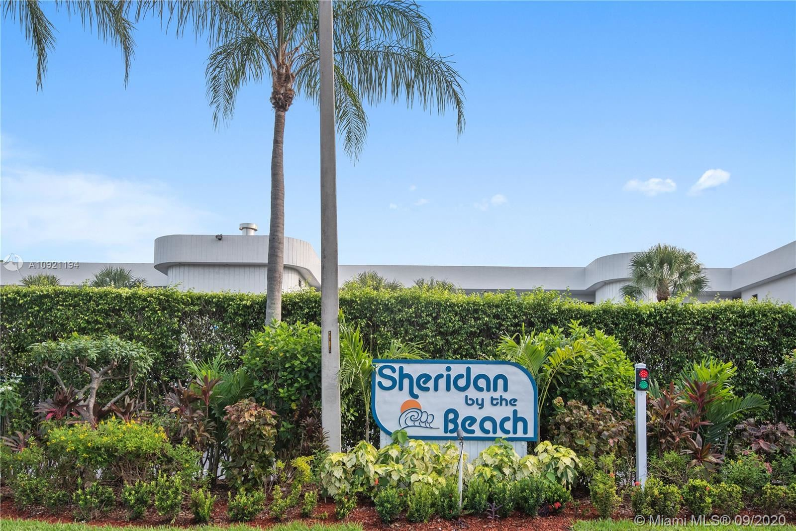 1420 Sheridan St #9H, Hollywood, FL 33020 - #: A10921194