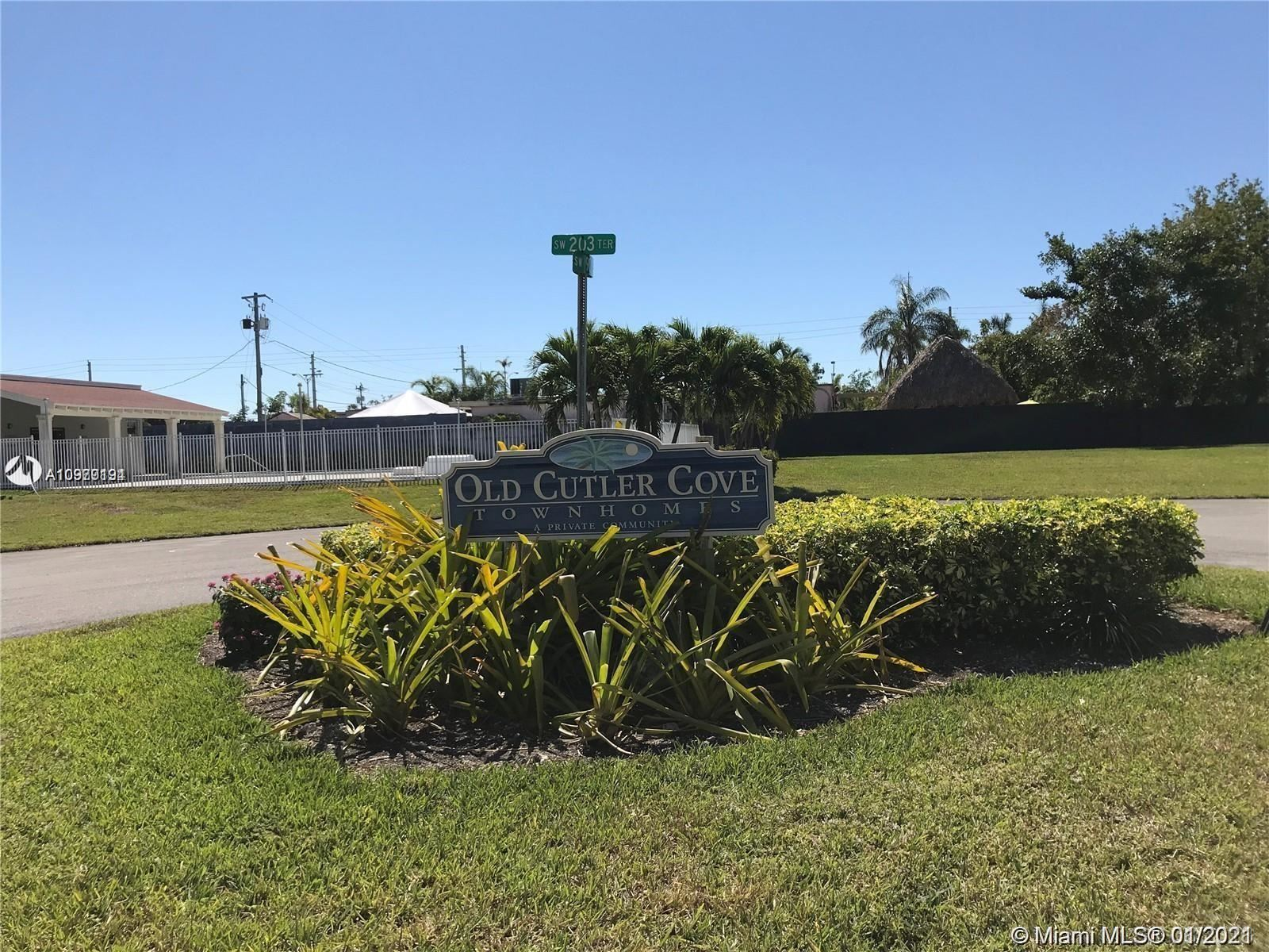 9066 SW 203rd Ter #9066, Cutler Bay, FL 33189 - #: A10979194