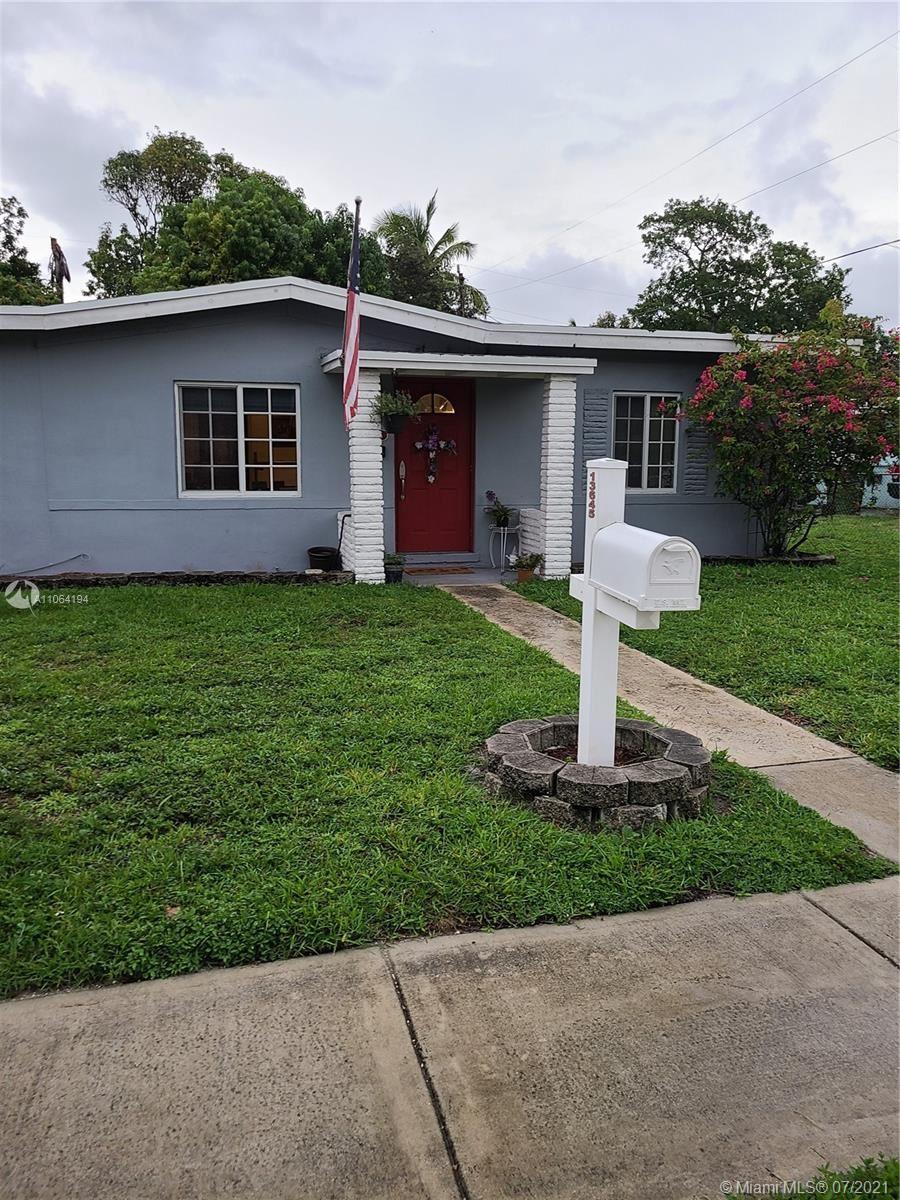13645 NW 3rd Ave, North Miami, FL 33168 - #: A11064194
