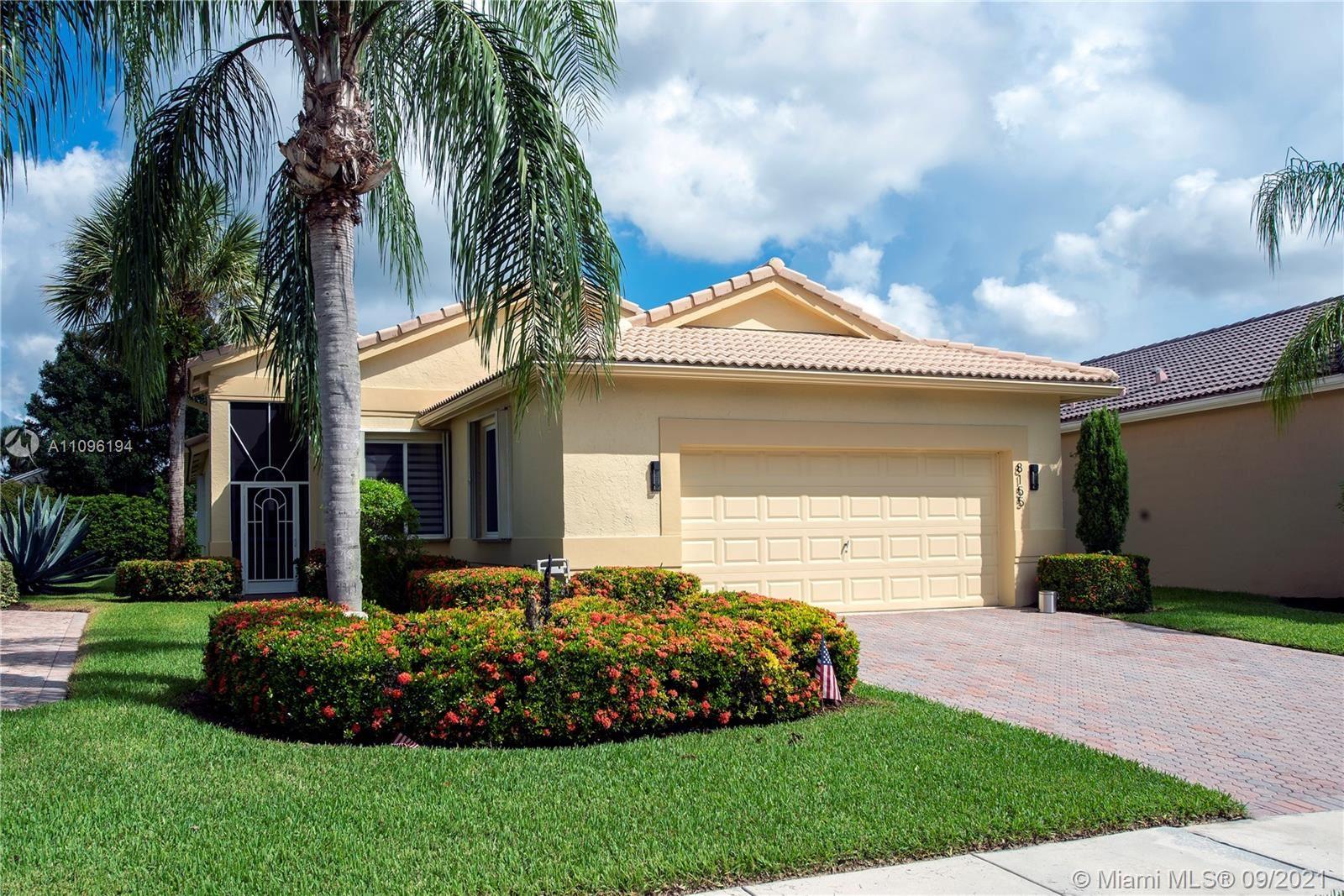 8155 Brindisi Lane, Boynton Beach, FL 33472 - #: A11096194