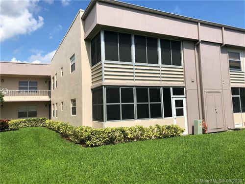 Photo of 787 Flanders Q #787, Delray Beach, FL 33484 (MLS # A10870195)