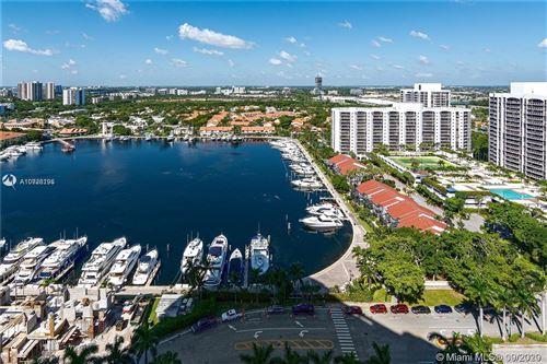 Photo of 21055 Yacht Club Dr #2404, Aventura, FL 33180 (MLS # A10928195)