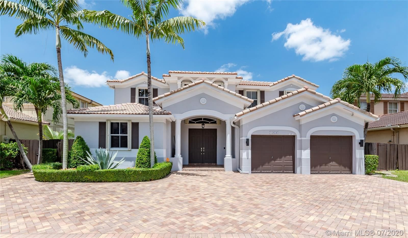 12434 SW 122nd Ct, Miami, FL 33186 - #: A10886195