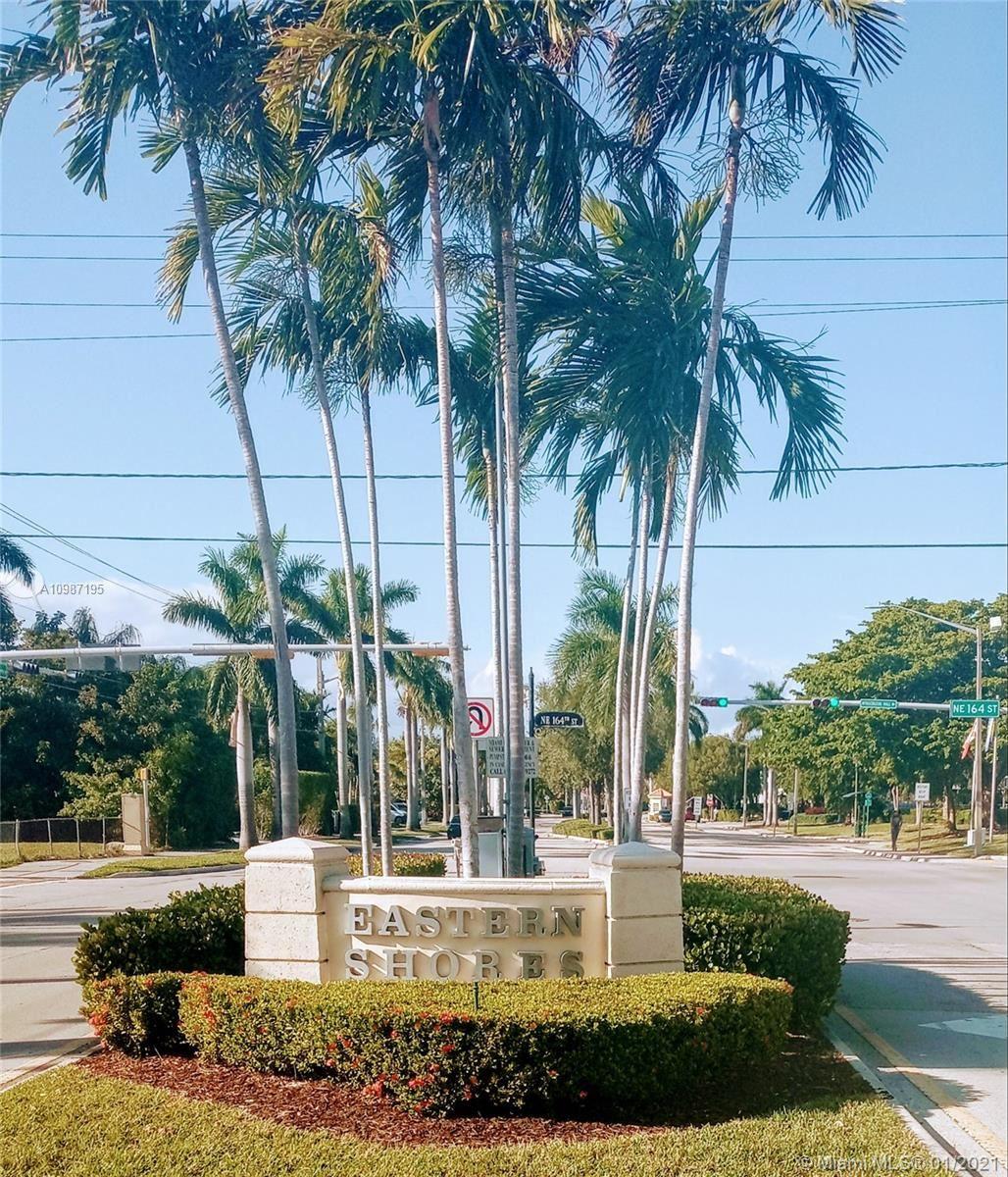 3550 NE 169th St #105(25\' dock include, North Miami Beach, FL 33160 - #: A10987195