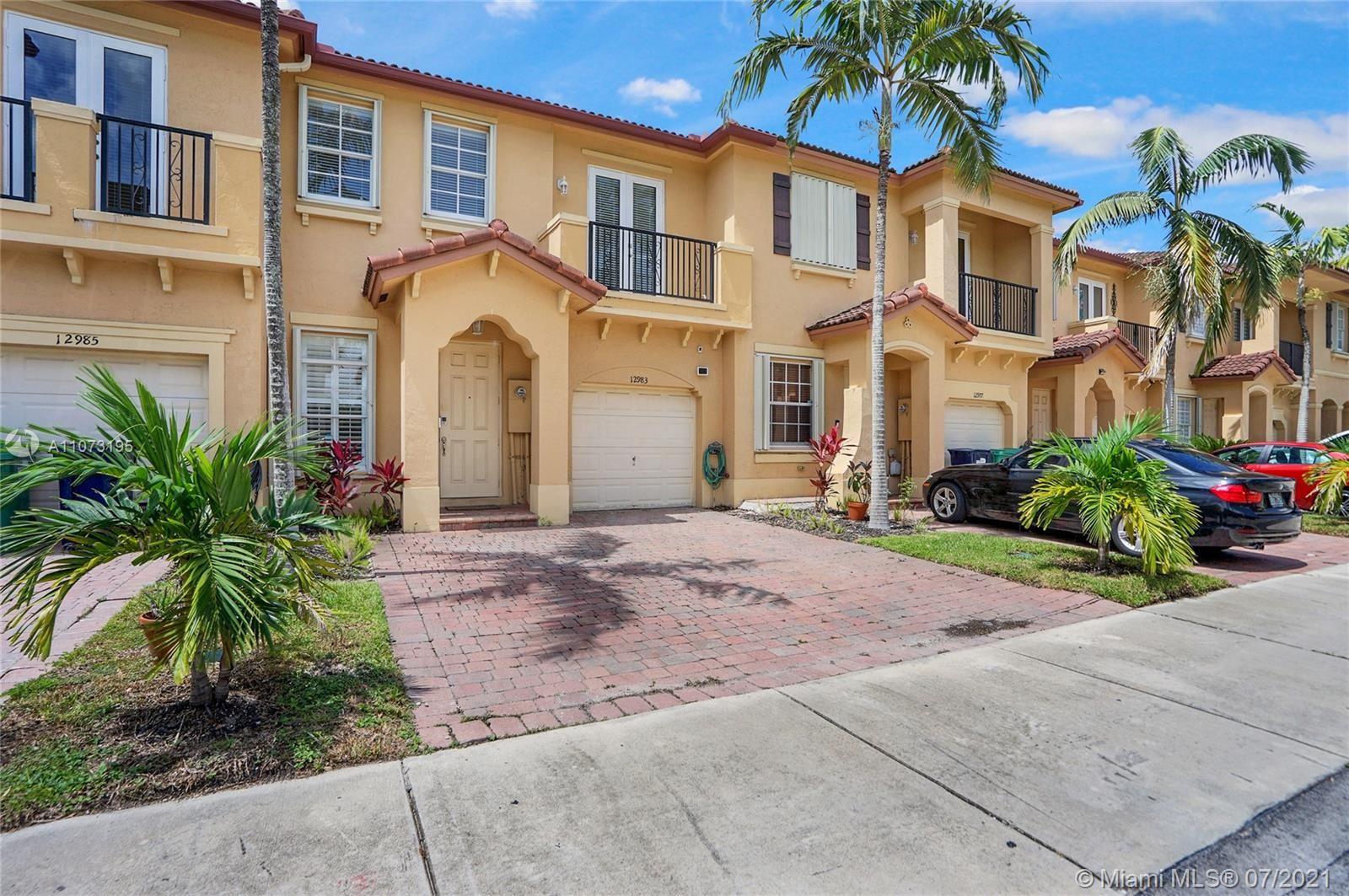 12983 SW 135th Ter #12983, Miami, FL 33186 - #: A11073195