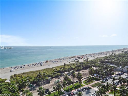 Photo of Listing MLS a10703196 in 2201 Collins Ave #1509 Miami Beach FL 33139