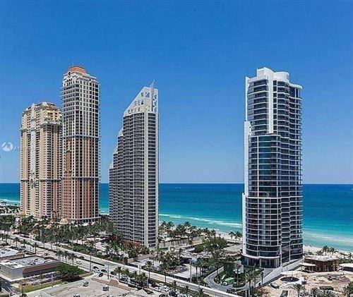 Photo of 210 174th St #2411, Sunny Isles Beach, FL 33160 (MLS # A10740196)