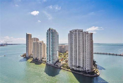 Photo of 300 S Biscayne Blvd #T-2504, Miami, FL 33131 (MLS # A10950196)