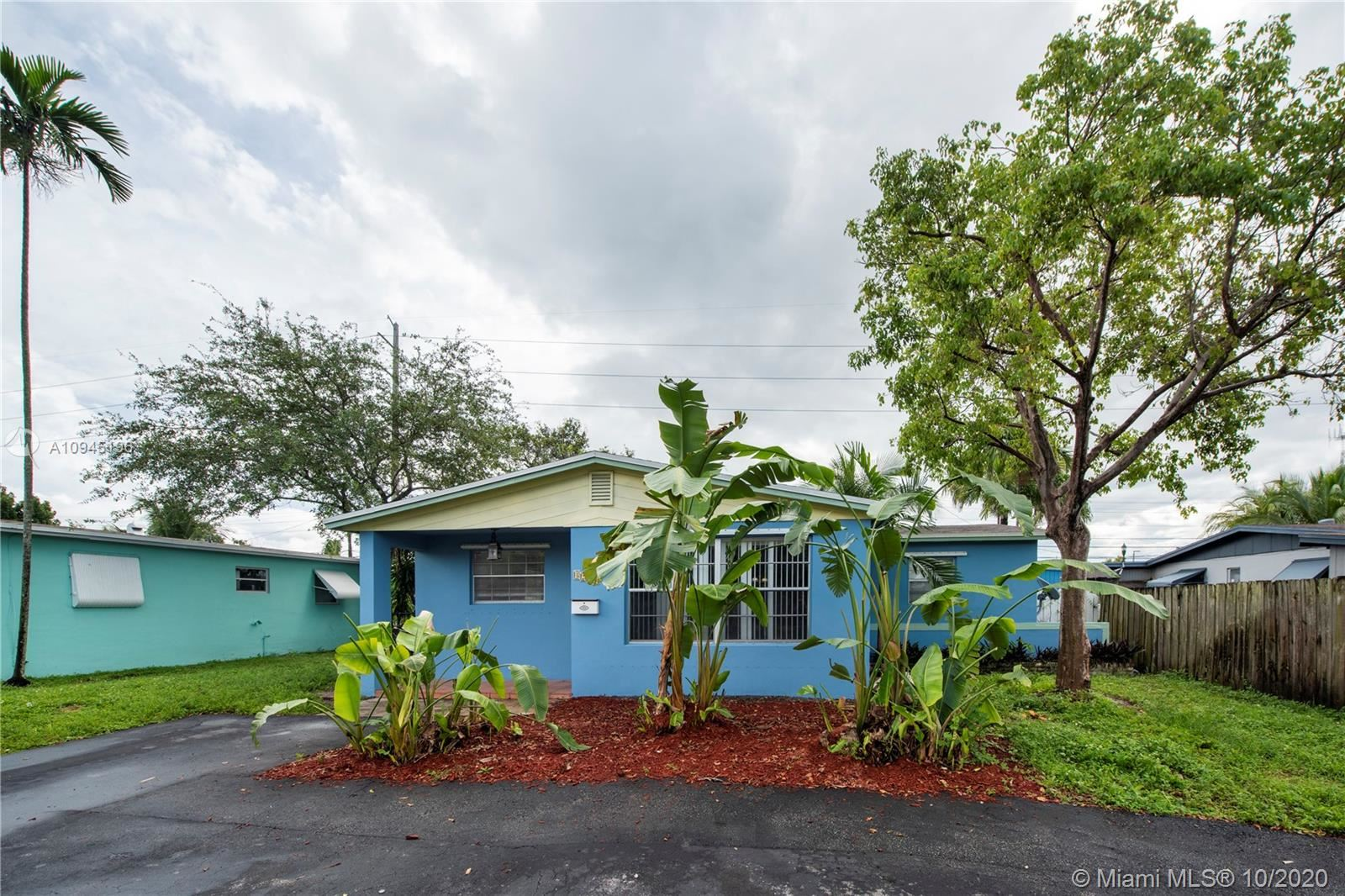 4240 NW 10th Ter, Oakland Park, FL 33309 - #: A10945196