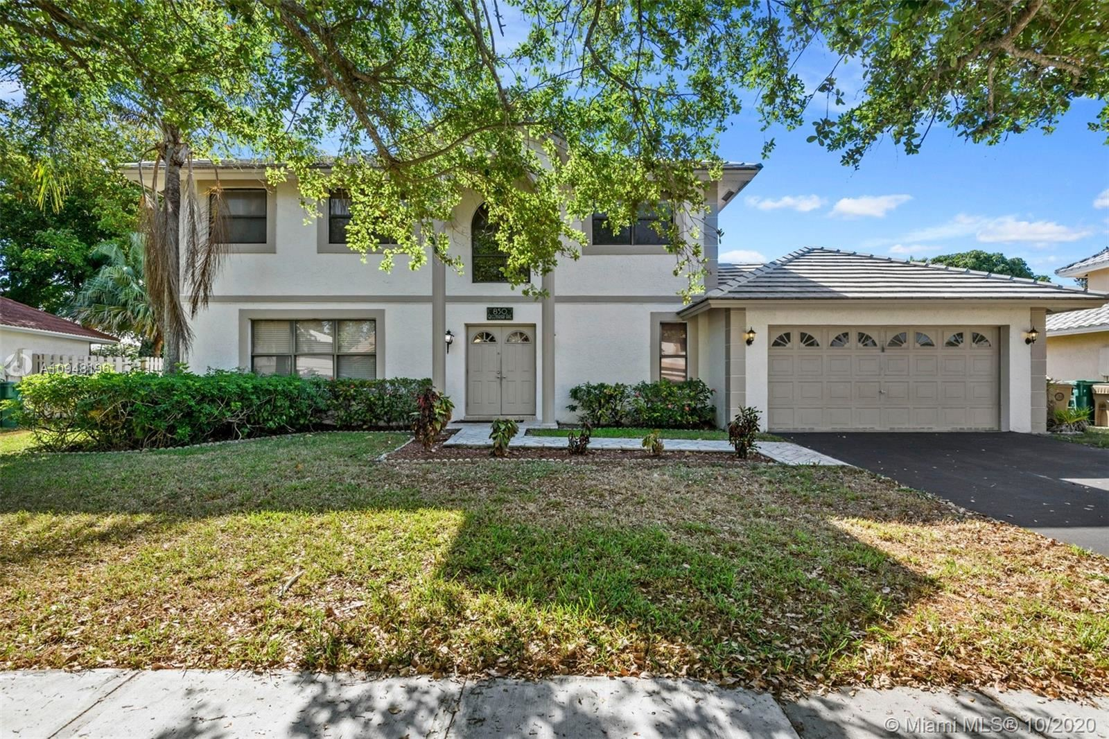 850 Greenbriar Ave, Davie, FL 33325 - #: A10948196