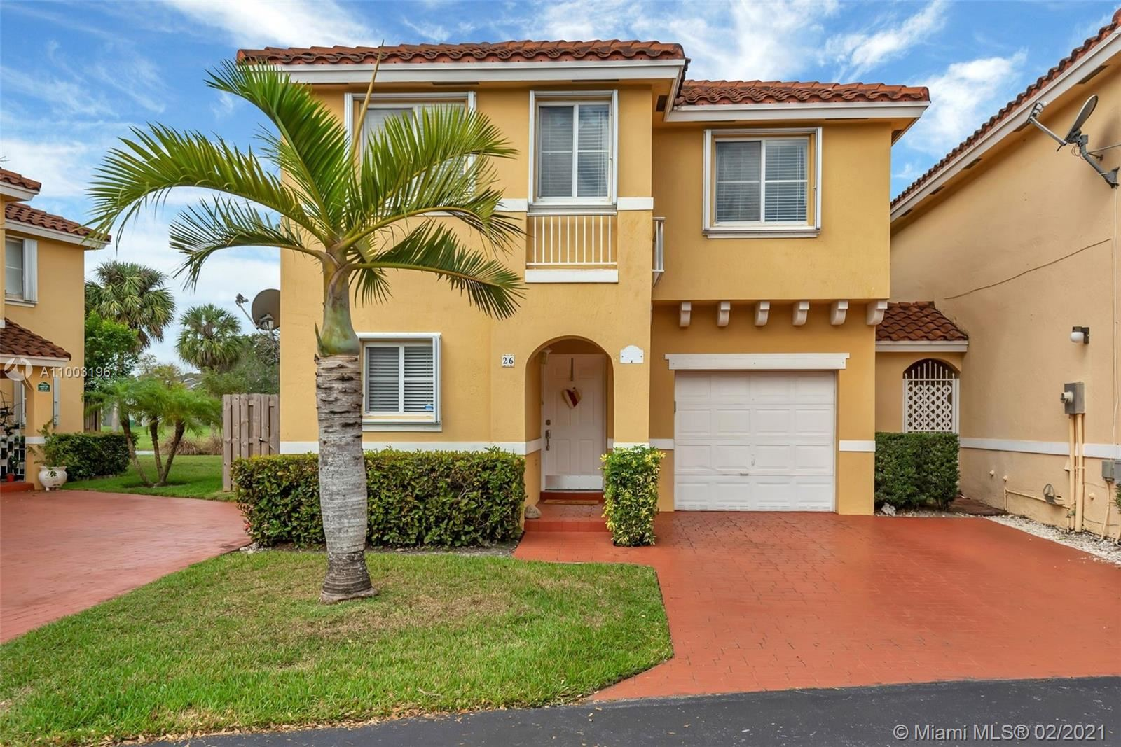 14930 SW 104th St #26, Miami, FL 33196 - #: A11003196