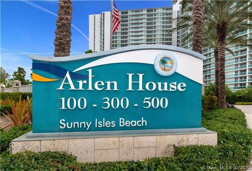 Photo of Listing MLS a10811197 in 300 Bayview Dr #108 Sunny Isles Beach FL 33160