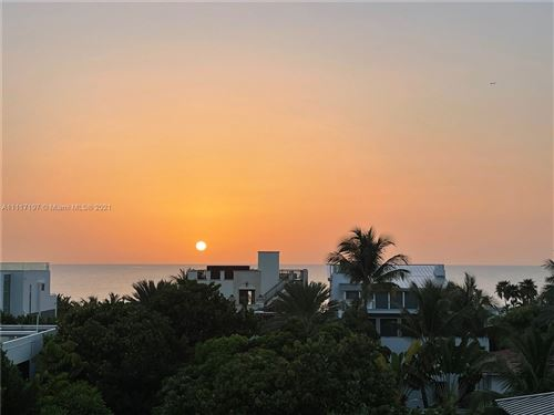 Photo of 7800 Collins Ave #501, Miami Beach, FL 33141 (MLS # A11117197)