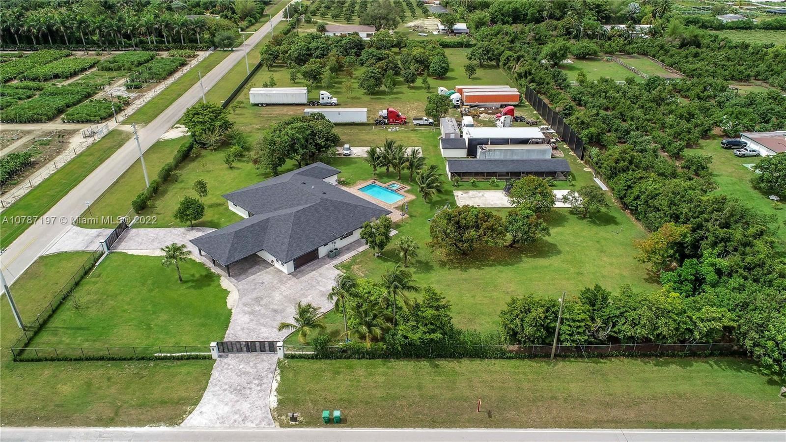 20710 SW 248th St, Homestead, FL 33031 - #: A10787197