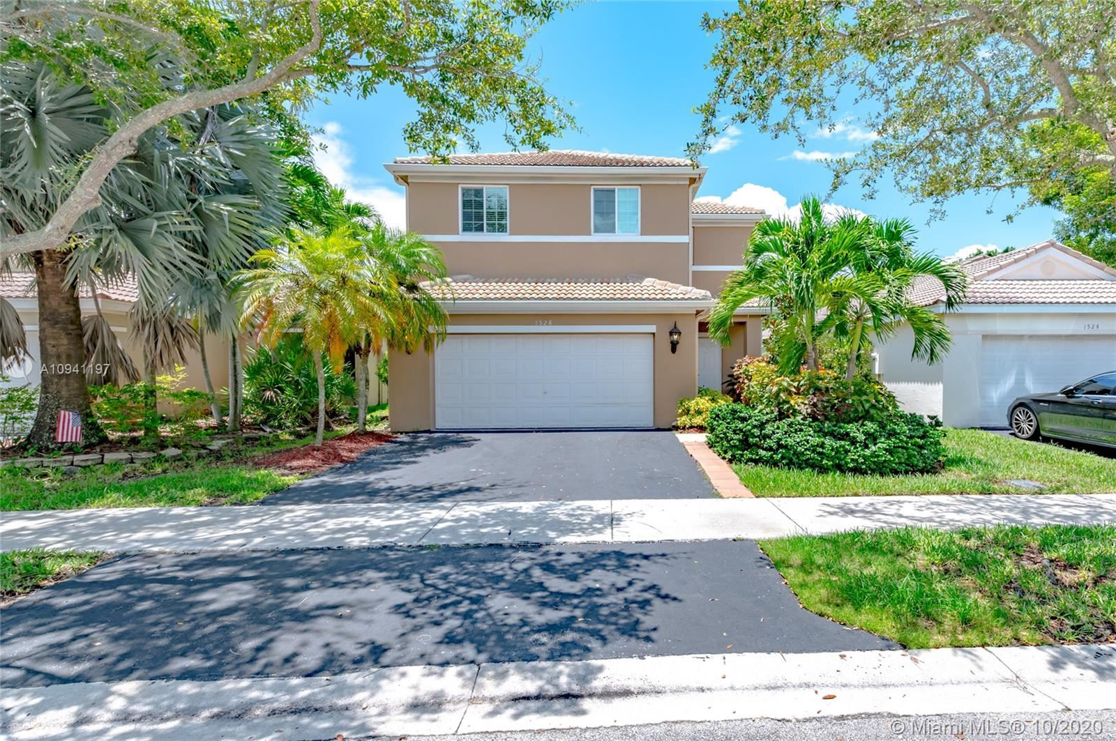 1528 Salerno Cir, Weston, FL 33327 - #: A10941197