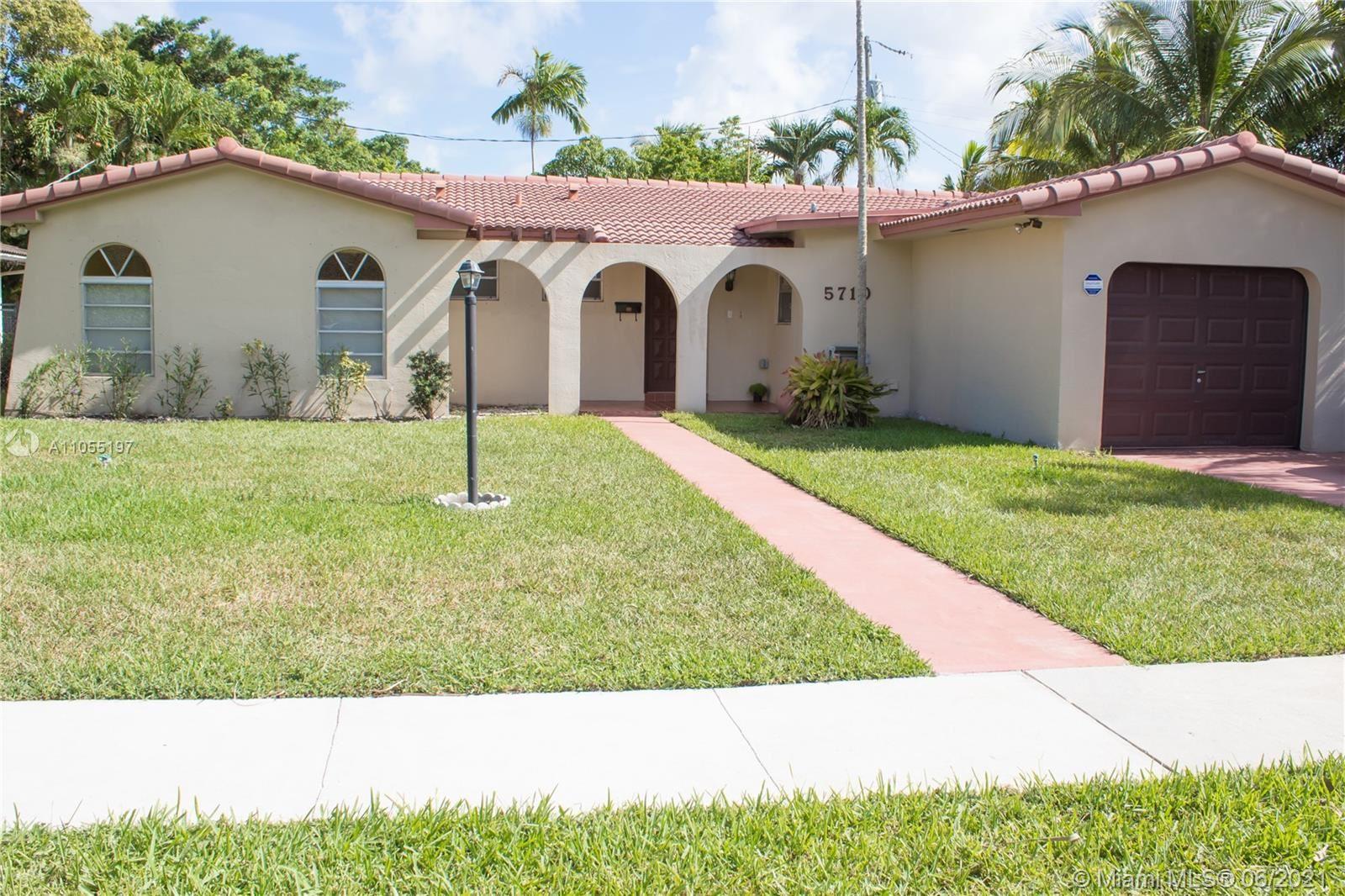 5710 SW 46th Ter, Miami, FL 33155 - #: A11055197