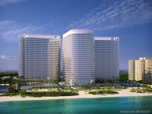 Photo of 9705 COLLINS AVE #903, Bal Harbour, FL 33154 (MLS # A10573198)