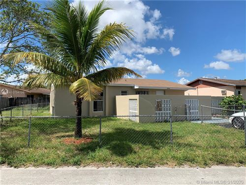 Photo of Listing MLS a10754198 in 19164 NW 28th Ct Miami Gardens FL 33056