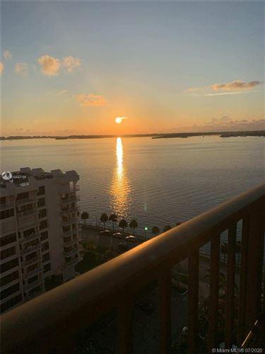 Photo of 1450 N Brickell Bay Dr #1504, Miami, FL 33131 (MLS # A10837198)