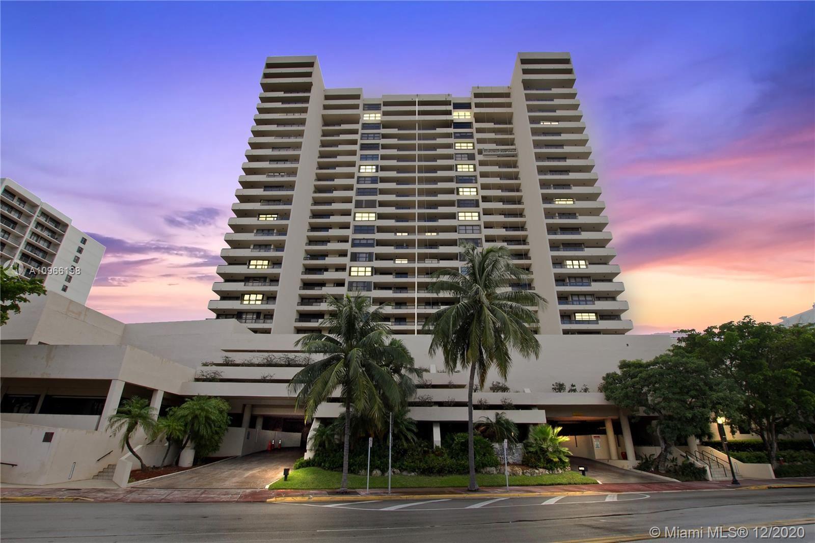 2555 Collins Ave #907, Miami Beach, FL 33140 - MLS#: A10966198