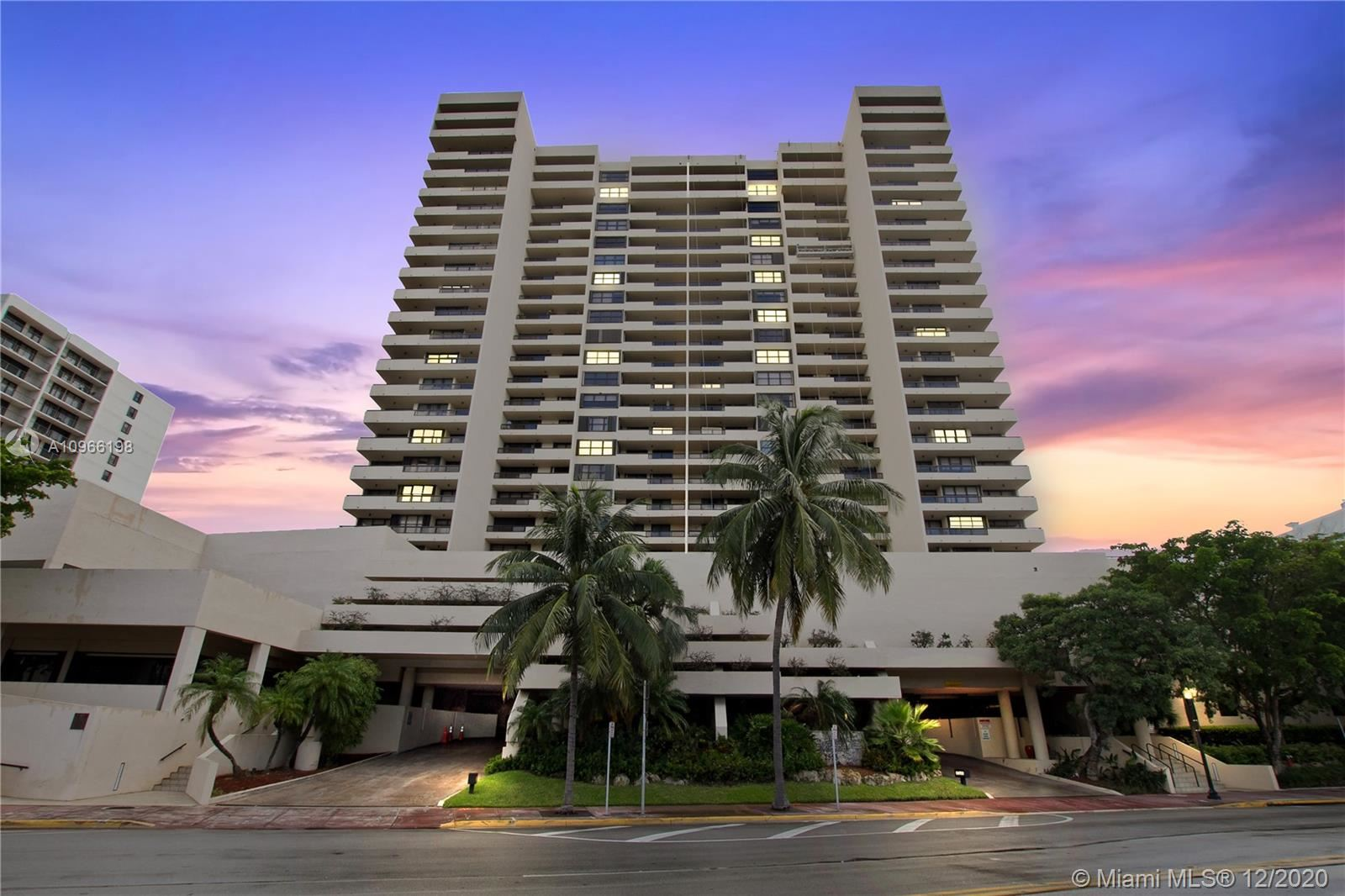 Photo of 2555 Collins Ave #907, Miami Beach, FL 33140 (MLS # A10966198)