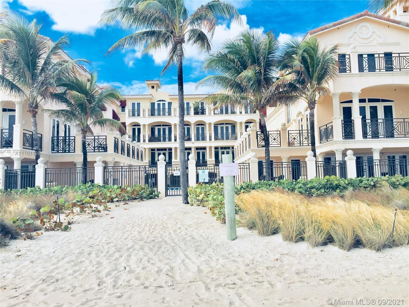 Photo of 4320 E El Mar Dr #201, Lauderdale By The Sea, FL 33308 (MLS # A11101198)