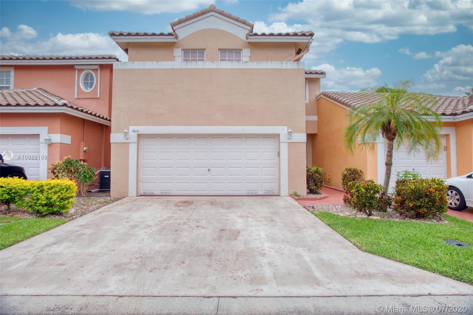 11905 NW 57th St #11905, Coral Springs, FL 33076 - #: A10888199