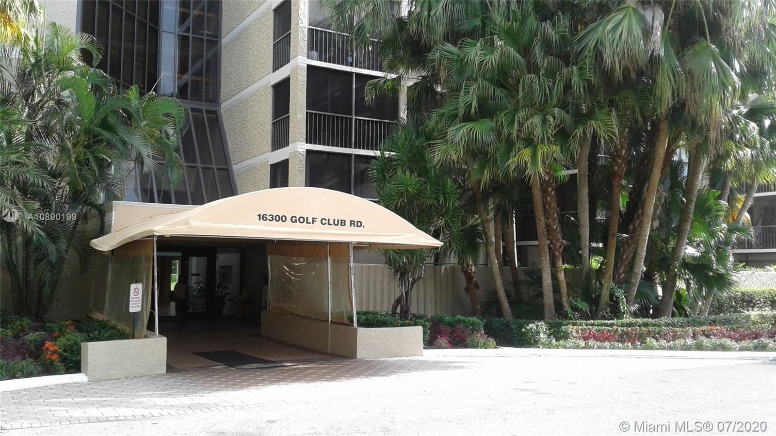 16300 Golf Club Road #609, Weston, FL 33326 - #: A10890199