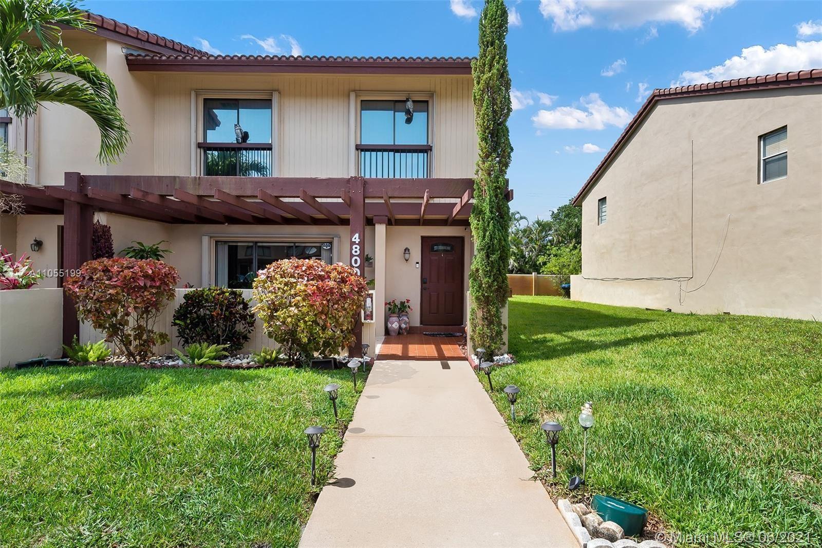 4800 Sheridan St #1, Hollywood, FL 33021 - #: A11055199
