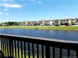 Photo of Listing MLS a10755200 in 375 SW 113th Way #375 Pembroke Pines FL 33025