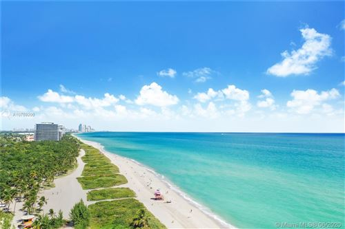 Photo of 7838 Atlantic Way, Miami Beach, FL 33141 (MLS # A10759200)