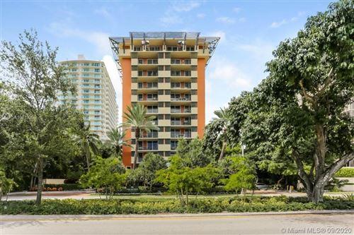 Photo of 2951 S Bayshore Dr #706, Miami, FL 33133 (MLS # A10819200)