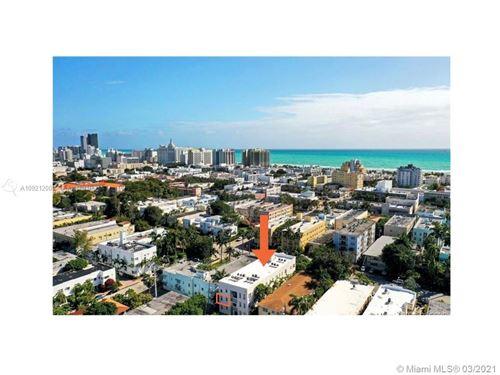 Foto de inmueble con direccion  Miami Beach FL 33139 con MLS A10921200