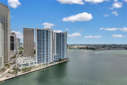 Photo of 901 Brickell Key Blvd #2708, Miami, FL 33131 (MLS # A11067200)